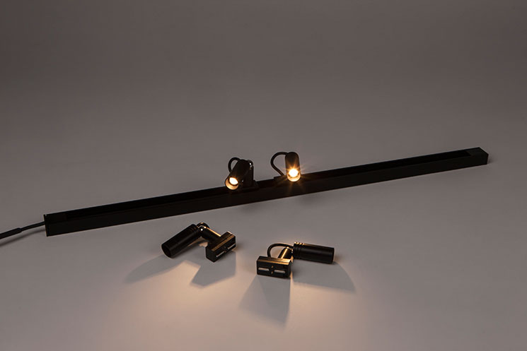 Ufo Lighting Attracta Magnetic Track Lighting System