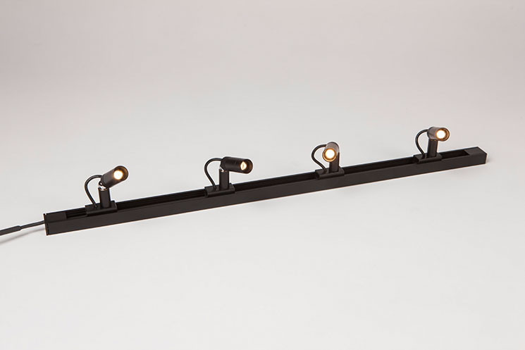 attracta magnetic track lighting image 2