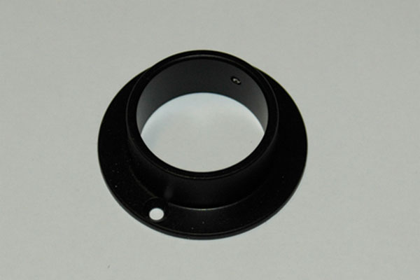 dimensions of round mounting bracket for fibre optic light tube