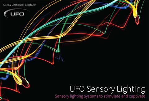 ufo sensory lighting brochure download