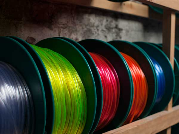 ufo supply bulk fibre on reels