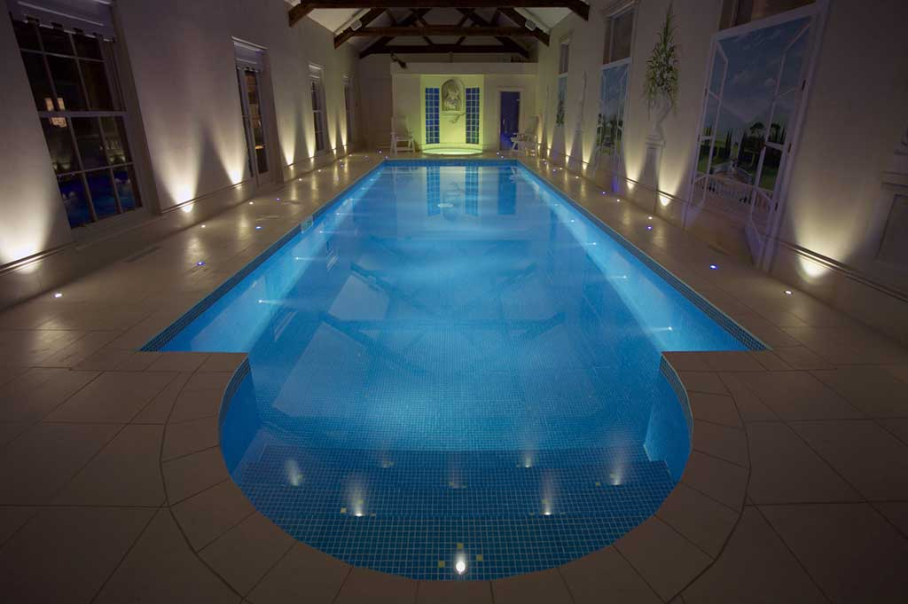 UFO Lighting - Pool and Wet Area Lighting Projects