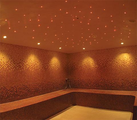 Ufo Lighting Sauna Star Kit